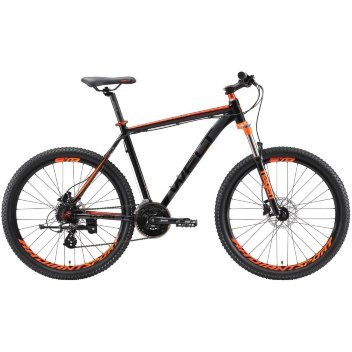 Велосипед Welt Ridge 2.0 HD 2019 black/orange/grey (US:M)